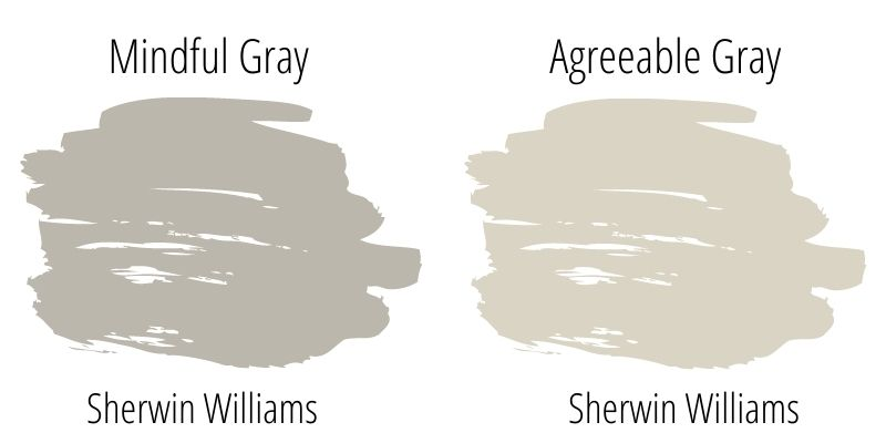 Mindful Gray versus Agreeable Gray