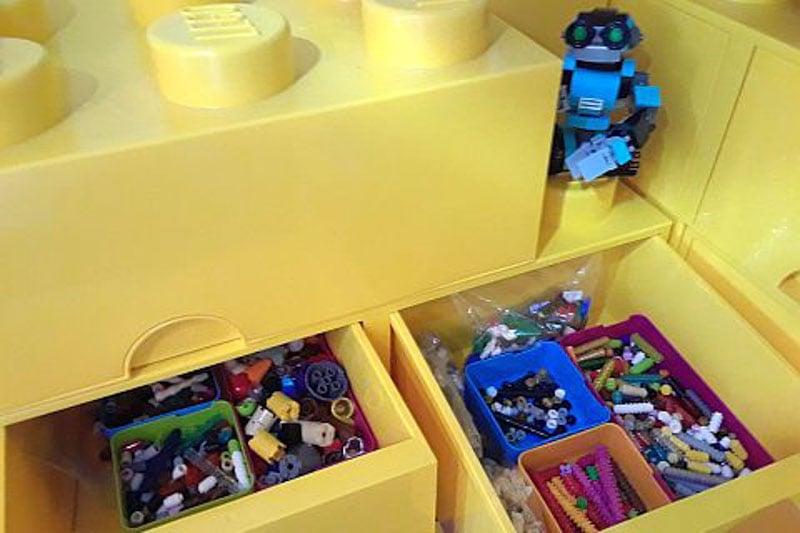 Lego Storage Brick Drawers Review