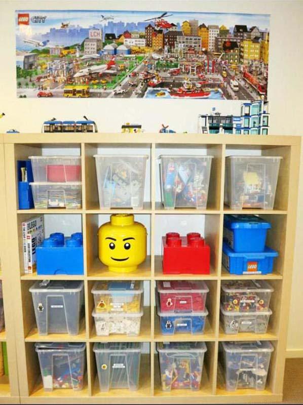 Awesome Lego Storage Ideas