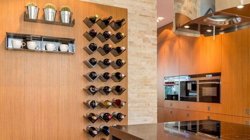 8 Wine Storage Ideas for Regular Folks (No Wine Cellar? No Problem!) from Realtor.com