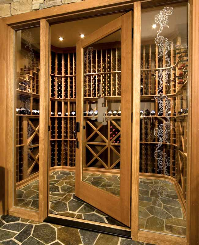 Wine Storage Ideas for Bottles of All Shapes and Sizes from IWA Wine Blog