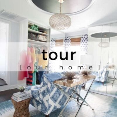 tour our home