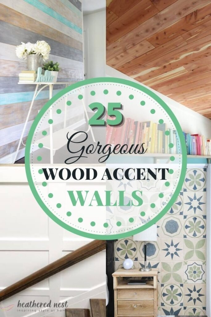diy wood accent walls feature image