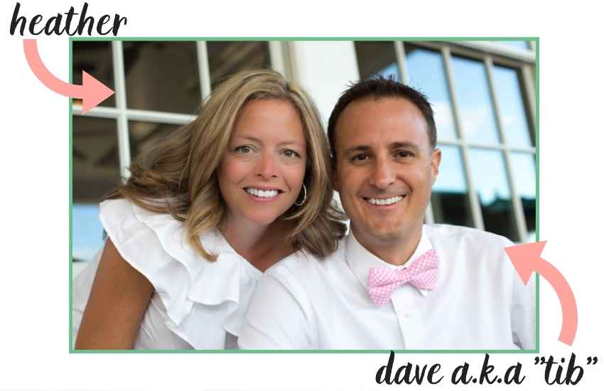 heather and dave
